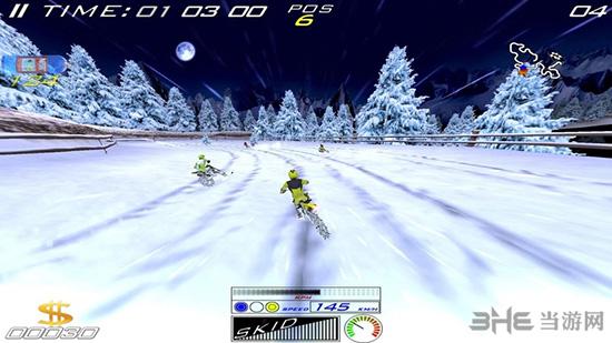 极限滑雪摩托截图2