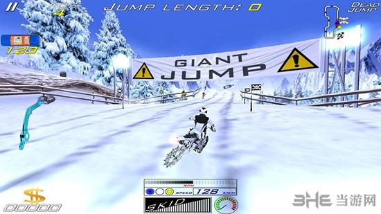 极限滑雪摩托截图3