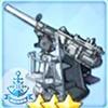 单装102mm副炮