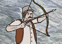 锈湖天堂岛第十灾射箭怎么过 第10关射弓箭图解攻略