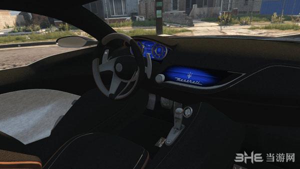 侠盗猎车手5玛莎拉蒂Alfieri Concept跑车MOD截图0