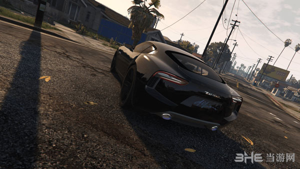 侠盗猎车手5玛莎拉蒂Alfieri Concept跑车MOD截图2