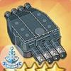 四联装610mm鱼雷