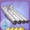 四联装533mm鱼雷