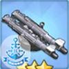 双联装610mm鱼雷