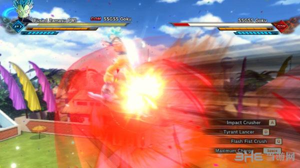 龙珠超宇宙2v1.08破碎冲击技能MOD截图0
