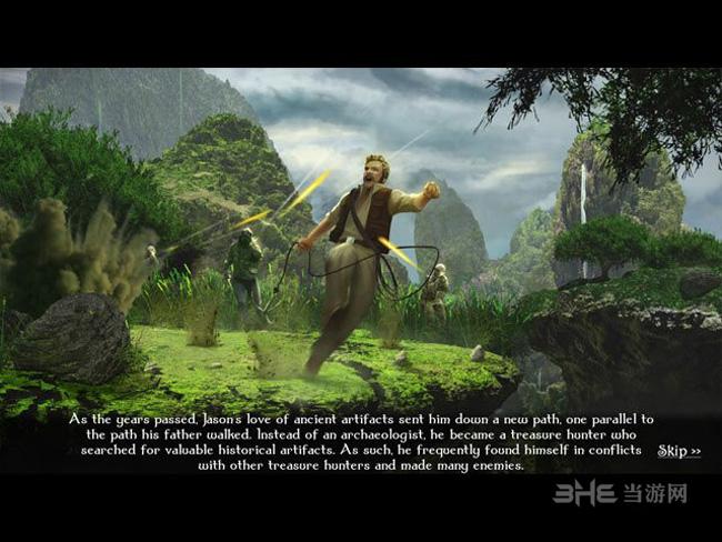 神器猎人:失落的预言截图1