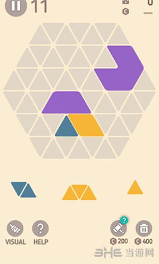 做个六边形截图2