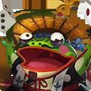 青蛙瓷器图片