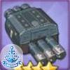 三联装610mm鱼雷