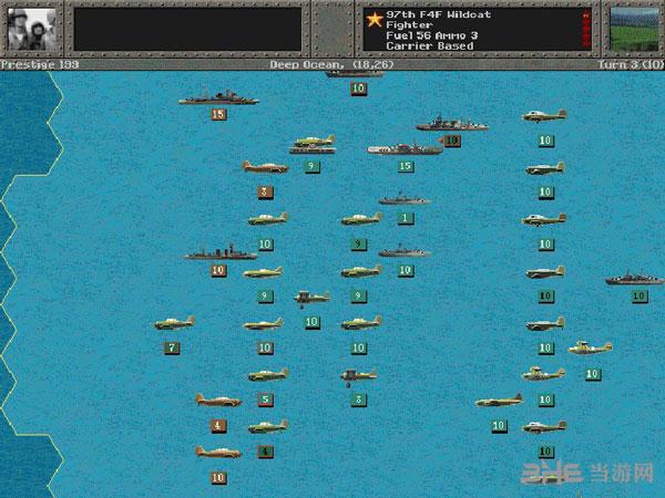 太平洋上将截图1