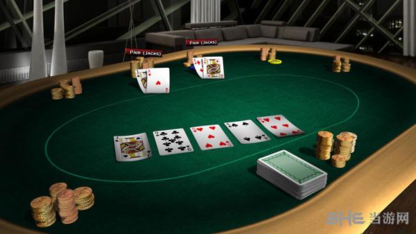 流行扑克3D社区版截图4