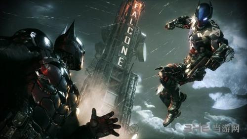 蝙蝠侠阿卡姆游戏截图