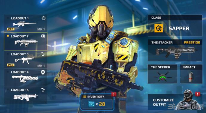 现代战争5游戏截图1