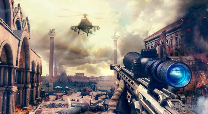 现代战争5游戏截图4