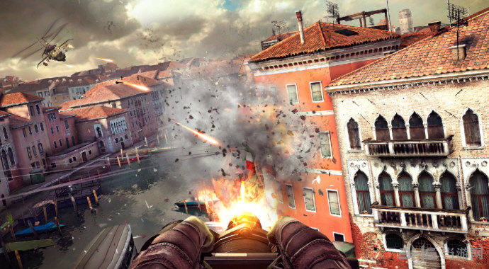 现代战争5游戏截图3
