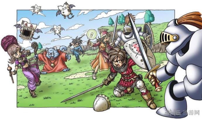 勇者斗恶龙游戏截图2