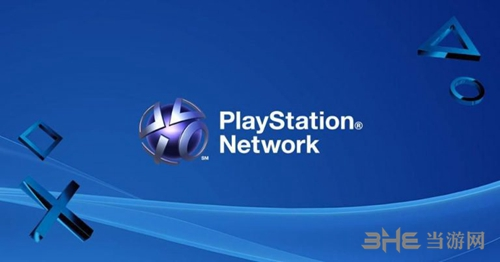 索尼PSN Logo