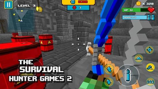 生存猎人游戏2破解版截图3