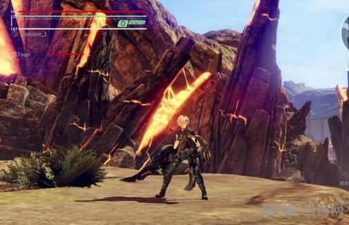 噬神者游戏截图3