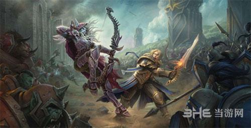 魔兽世界游戏图片