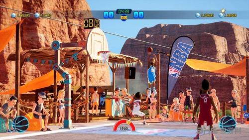 NBA2K欢乐竞技场截图1