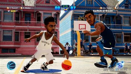 NBA2K欢乐竞技场截图2