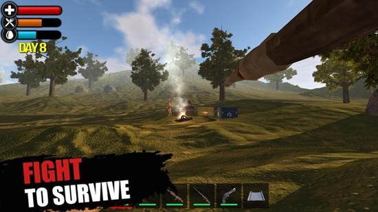 幸存者:生存岛模拟器破解版截图1