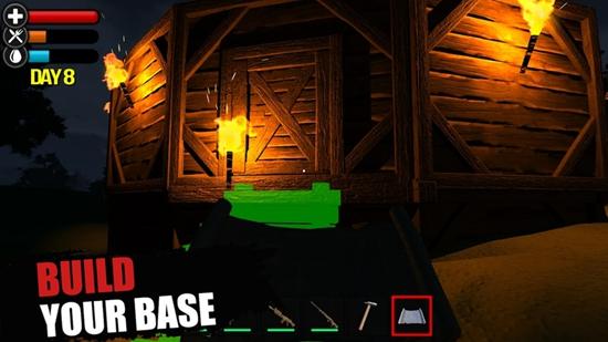 幸存者:生存岛模拟器破解版截图2