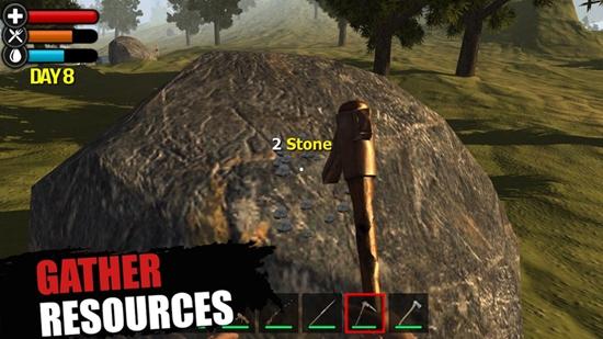 幸存者:生存岛模拟器破解版截图3