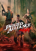�F血�盟:狂怒(Jagged Alliance: Rage)PC硬�P版