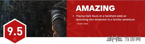 Switch黑暗之魂重制版IGN