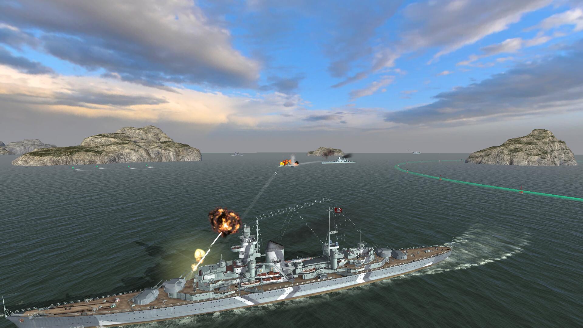 战舰世界闪击战4
