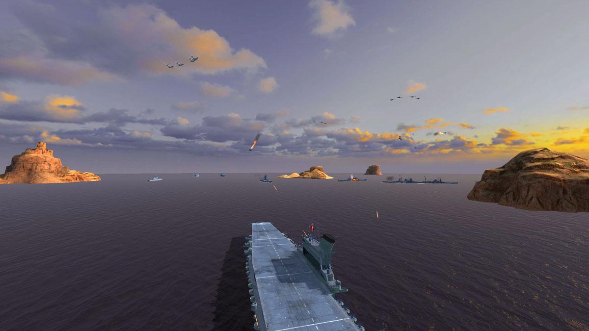 战舰世界闪击战5
