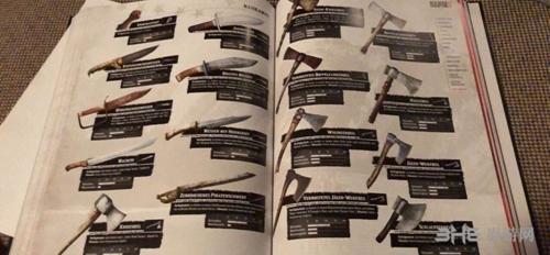 荒野大镖客2武器图片4