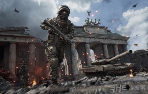 第三次世界大战游戏截图