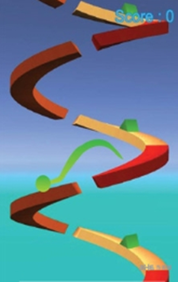 螺旋跳转球截图2