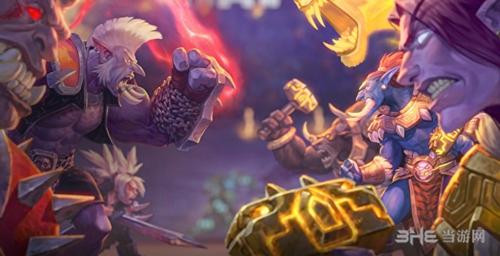 炉石传说拉斯塔哈的大乱斗图片
