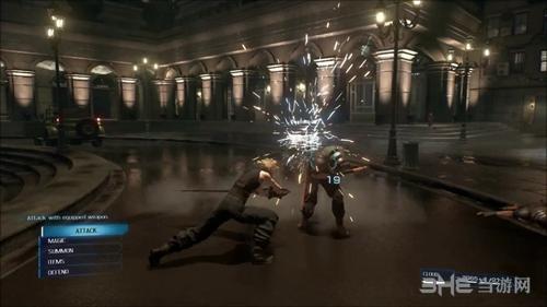 最终幻想7重制版截图1