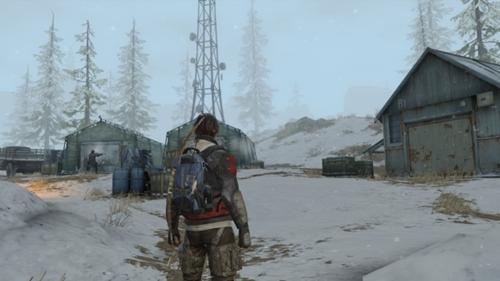 图3:探索雪山营地