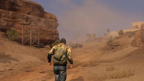 图4:沙尘暴来袭