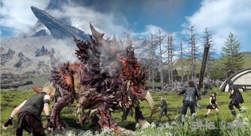 最终幻想15游戏画面