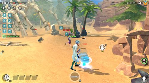 风暴岛游戏画面1