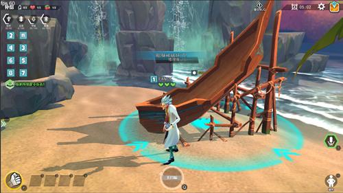 风暴岛游戏画面2