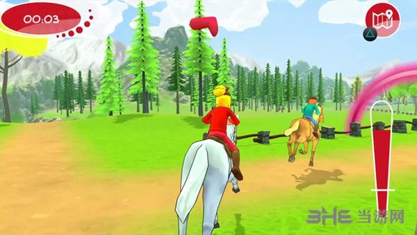 比比和迪娜:马匹历险记截图0
