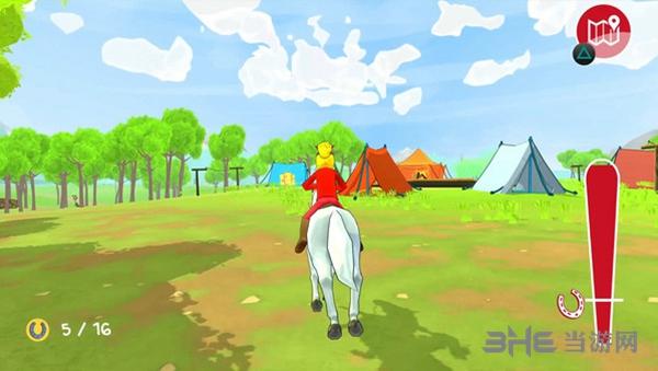 比比和迪娜:马匹历险记截图3
