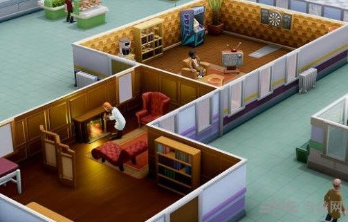 双点医院游戏截图