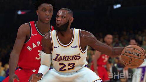 NBA2K19NEX光影GLOBAL补丁截图1