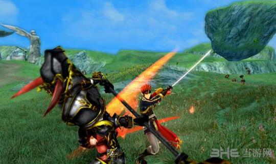 刀剑神域失落之城游戏截图1