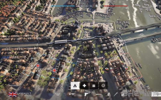 战地5鹿特丹地图打法2